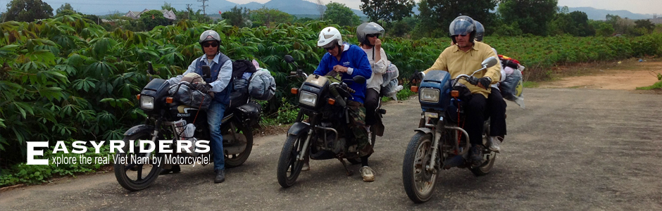 Vietnam Easy Riders tours